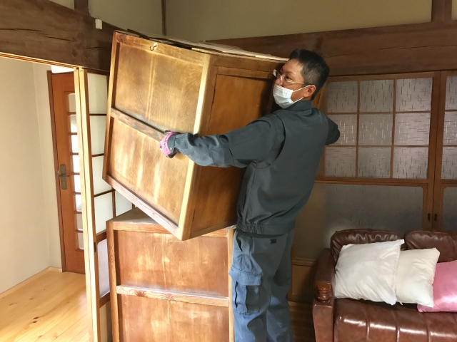 空き家整理 サービス内容