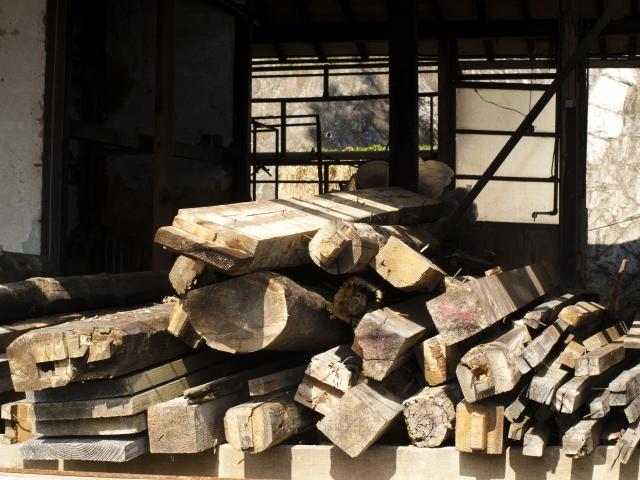 木材 古民家再生